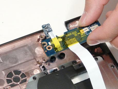 Как разобрать ноутбук Acer Aspire 5741/5741G (69)