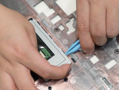 Как разобрать ноутбук Acer Aspire 5741/5741G (75)