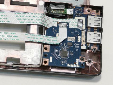 Как разобрать ноутбук Acer Aspire 5741/5741G (78)