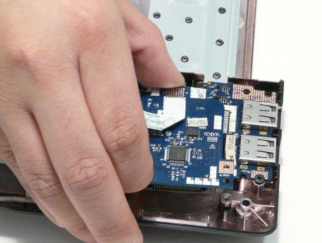 Как разобрать ноутбук Acer Aspire 5741/5741G (80)