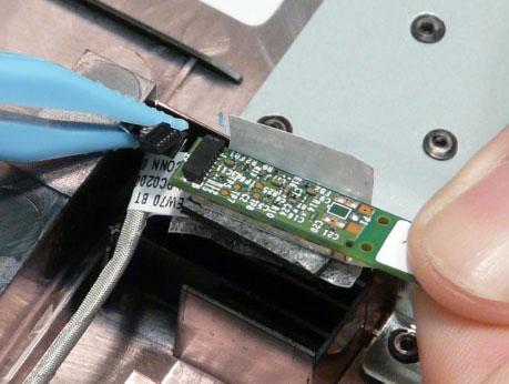 Как разобрать ноутбук Acer Aspire 5741/5741G (86)