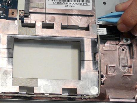 Как разобрать ноутбук Acer Aspire 5741/5741G (87)