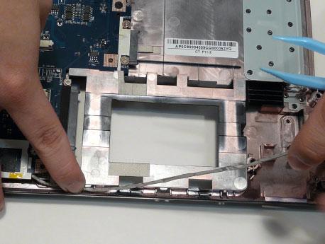 Как разобрать ноутбук Acer Aspire 5741/5741G (88)