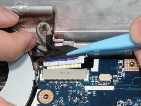 Как разобрать ноутбук Acer Aspire 5741/5741G (92)