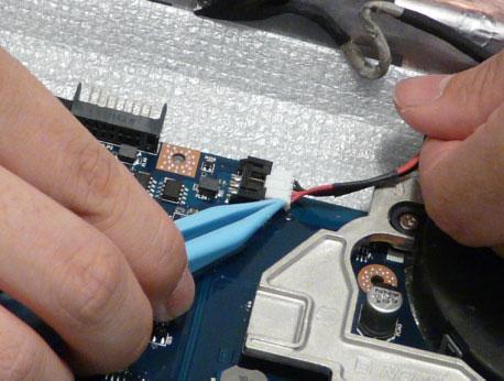 Как разобрать ноутбук Acer Aspire 5741/5741G (97)