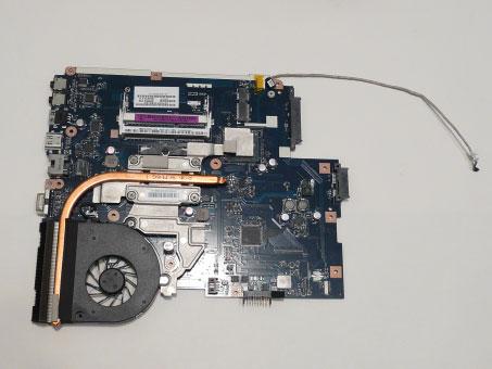 Как разобрать ноутбук Acer Aspire 5741/5741G (98)