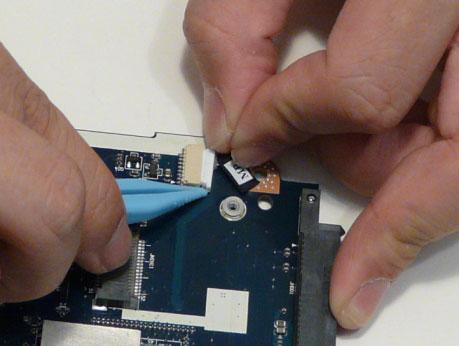 Как разобрать ноутбук Acer Aspire 5741/5741G (100)
