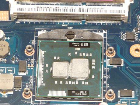 Как разобрать ноутбук Acer Aspire 5741/5741G (106)