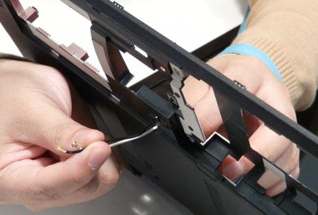 Как разобрать ноутбук Acer Aspire 5741/5741G (108)