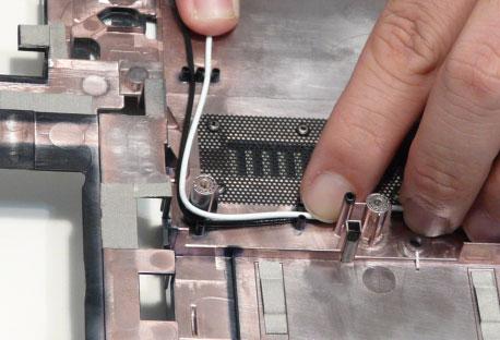 Как разобрать ноутбук Acer Aspire 5741/5741G (110)