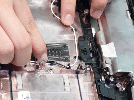 Как разобрать ноутбук Acer Aspire 5741/5741G (111)