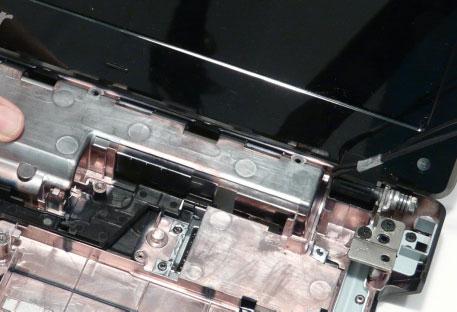 Как разобрать ноутбук Acer Aspire 5741/5741G (116)