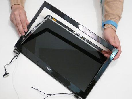 Как разобрать ноутбук Acer Aspire 5741/5741G (126)