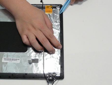 Как разобрать ноутбук Acer Aspire 5741/5741G (148)