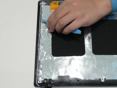 Как разобрать ноутбук Acer Aspire 5741/5741G (152)