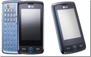 Как разобрать телефон LG GW520 для замены дисплея или корпуса