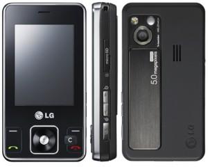 Как разобрать телефон LG KC550 для замены дисплея или корпуса