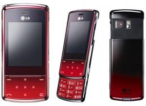 Как разобрать телефон LG KF510 для замены дисплея или корпуса