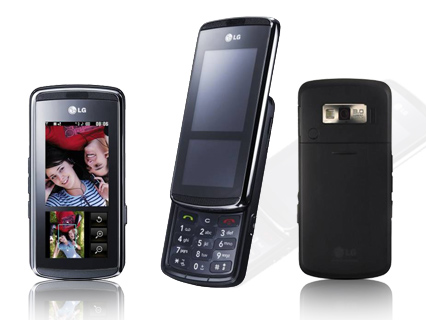 Как разобрать телефон LG KF600 для замены дисплея или корпуса