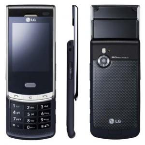 как разобрать телефон LG KF750 (1)