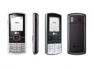 как разобрать телефон LG KP170 (1)
