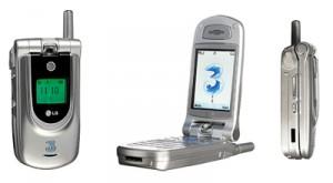 как разобрать телефон LG U8110/U8120 (1)