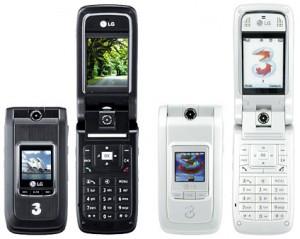 как разобрать телефон LG U880 (1)