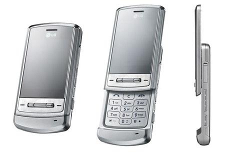 Как разобрать телефон LG U970 для замены дисплея или корпуса