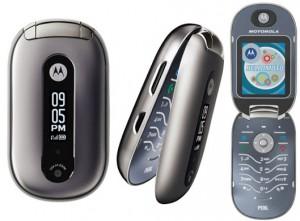 Как разобрать телефон Motorola PEBL U6 для замены дисплея или корпуса
