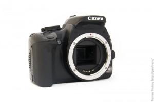 Как разобрать фотоаппарат Canon 400D