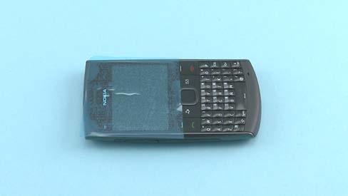 Как разобрать телефон Nokia X2 01 для замены дисплея или корпуса (44)