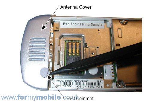 Разбираем телефон Motorola