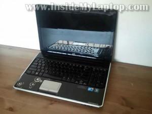 Как разобрать ноутбук HP Pavilion dv6 (1)