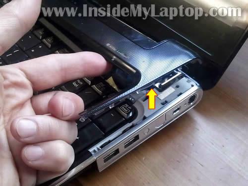 Как разобрать ноутбук HP Pavilion dv6 (7)