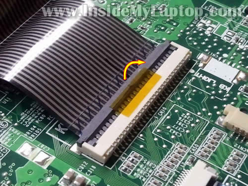 Как разобрать ноутбук HP Pavilion dv6 (11)