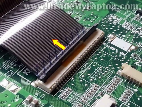 Как разобрать ноутбук HP Pavilion dv6 (12)