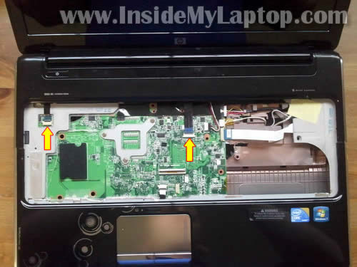 Как разобрать ноутбук HP Pavilion dv6 (14)