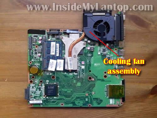 Как разобрать ноутбук HP Pavilion dv6 (31)
