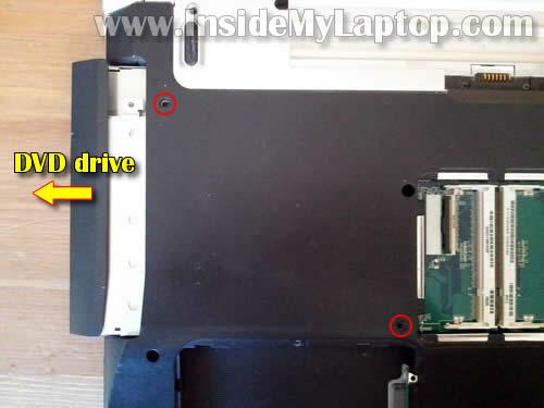 Как разобрать ноутбук Sony Vaio VGN-FW170J (7)