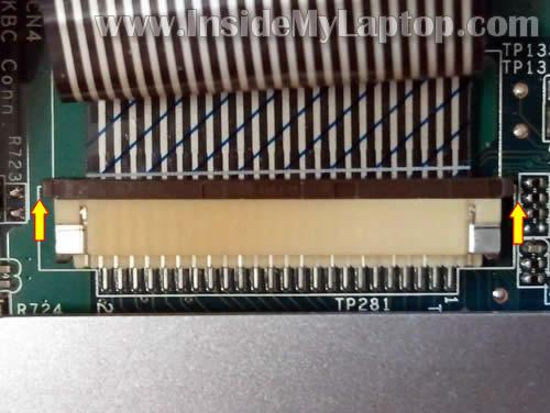 Как разобрать ноутбук Sony Vaio VGN-FW170J (12)