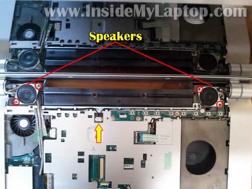 Как разобрать ноутбук Sony Vaio VGN-FW170J (15)