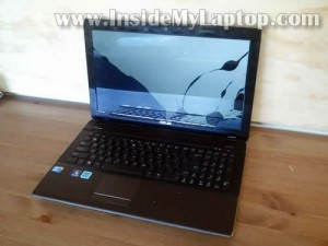 Как заменить экран на ноутбуке Asus U52F (1)