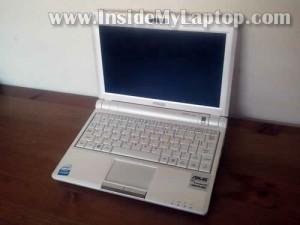 Как заменить клавиатуру на ноутбуке Asus Eee PC 900 (1)