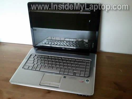 Как разобрать ноутбук HP Pavilion dv5 (1)