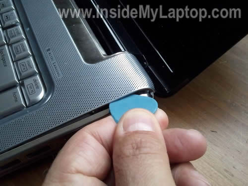 Как разобрать ноутбук HP Pavilion dv5 (10)
