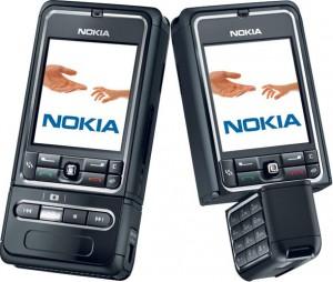 Как разобрать телефон Nokia 3250