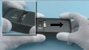 Как разобрать телефон Nokia C6-01 (2)