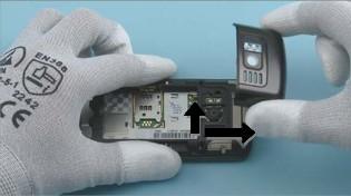 Как разобрать телефон Nokia C6-01 (5)