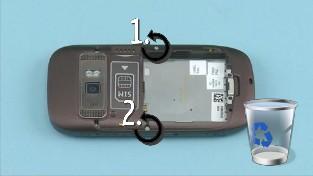 Как разобрать телефон Nokia C7-00 (5)