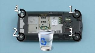 Как разобрать телефон Nokia C6-01 (7)